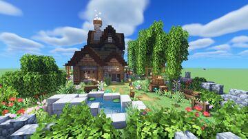 Como mejorar tu casa / How to improve your house Minecraft Map & Project