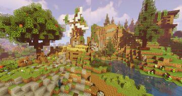 Survival  Spawn  [1.16.X]                                          Update 1.5 Minecraft Map & Project
