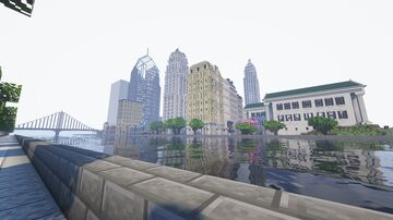 New Erlenberg Update! Minecraft Map & Project