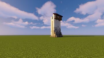 Castle Wall Segment Minecraft Map & Project