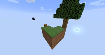 Skyblock 1.17.1 Minecraft Map & Project