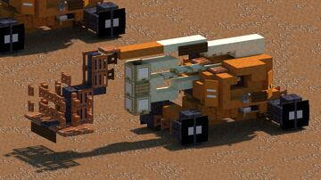 JLG 450aj, Articulating Boom Lift [With Download] Minecraft Map & Project