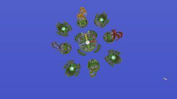 Volitation Minecraft Map & Project