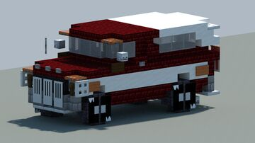 Ford Bronco [With Download] Minecraft Map & Project