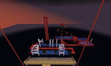 Minecraft Warrior Training Minecraft Map & Project