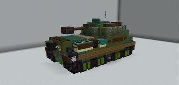 FV3802 Minecraft Map & Project