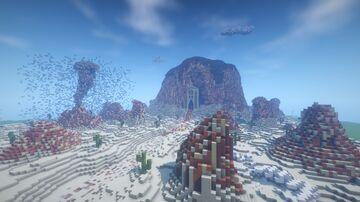 Desert Temple (Customized) Minecraft Map & Project