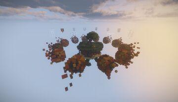 Mapa de SkyWars Atuin Minecraft Map & Project