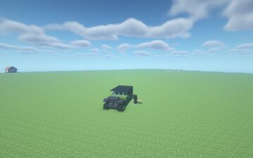 Jeep? Minecraft Map & Project