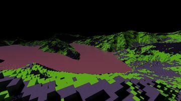 Alien Planet in Minecraft! Minecraft Map & Project