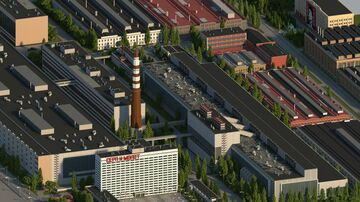 """Soviet Metallurgical Plant """"Sickle and Hammer"""" Minecraft Map & Project"""