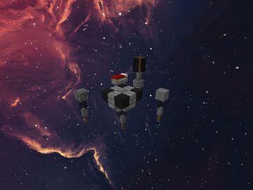 BedWars Platzangst 8x1 Minecraft Map & Project