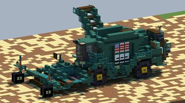 Vogel, Cucumber Harvester. [With Download] Minecraft Map & Project