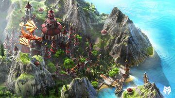 Giant Kingdom Minecraft Map & Project