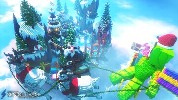 Winter Map Minecraft Map & Project