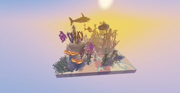 Ocean Map Minecraft Map & Project