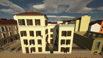 Minecraft | Mediterranean City | Little Tiles | Part 15 Minecraft Map & Project
