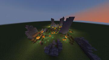 Rocket Jump Minigame (Market Gardening) Minecraft Map & Project