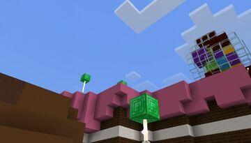 Sugar Rush Speedway Minecraft Map & Project