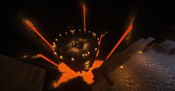 LavaRun [SopraGames] Minecraft Map & Project