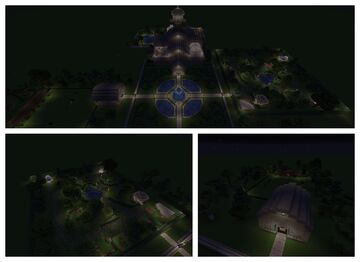 Mansion of Madness 2.0 Minecraft Map & Project