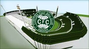 Estádio Couto Pereira Minecraft Map & Project