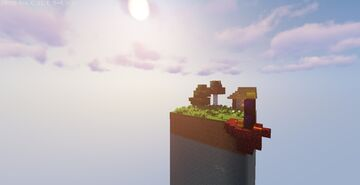 One Chunk Challenge Minecraft Map & Project