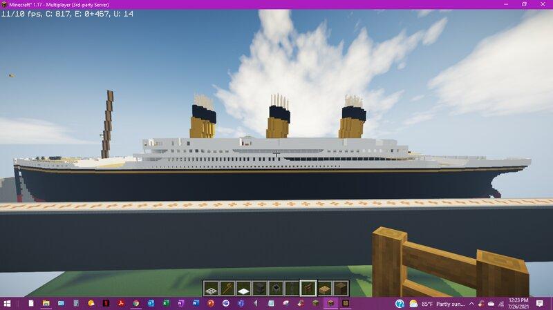 RMS James