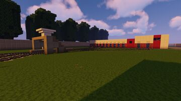 Metro Warsaw Project Minecraft Map & Project