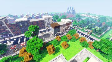 Westville high Minecraft Map & Project