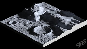 Moon 5 (Inspired by Apollo 15) Minecraft Map & Project