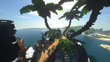 Survival Spawn ► [+ INFO ⇩⇩⇩] Minecraft Map & Project