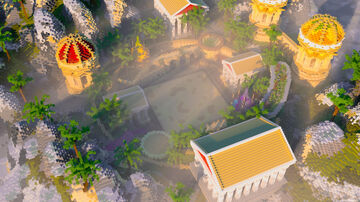 Ancient Arena Minecraft Map & Project