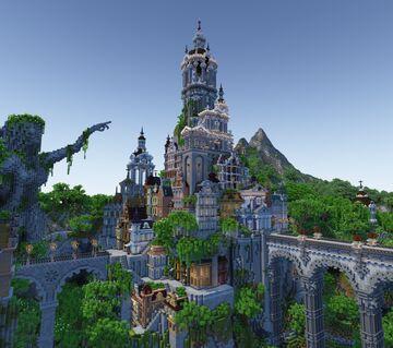 Turresque Urbis Minecraft Map & Project