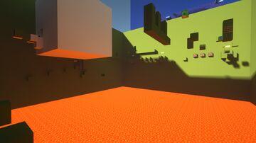 ПАРКУР НА БЕТОНЕ 2 Minecraft Map & Project