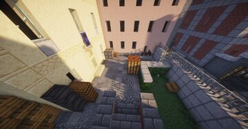 Target [SopraGames] Minecraft Map & Project