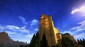 Castle Dukon on Yevenia Reforged Server Minecraft Map & Project