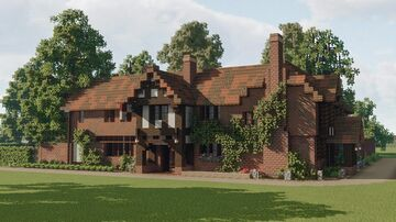 The King Henry VIII Inn Minecraft Map & Project