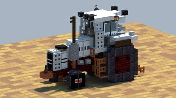 J.I Case 2390, Tractor [With Download] Minecraft Map & Project