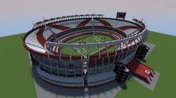 Estádio Monumental De Nunes Minecraft Map & Project