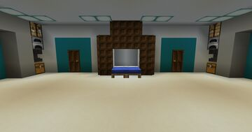 Survival Bunker Upgraded Minecraft Map & Project