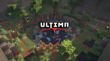Ultima PvP Minecraft Map & Project