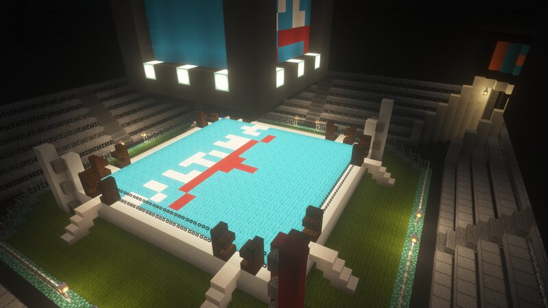 The Boxing Ring map, by another talented creator!