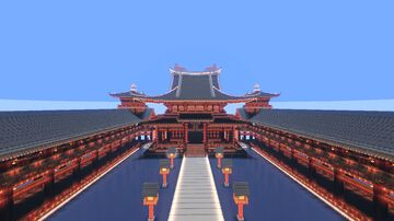 Minecraft Temple Builder Fish Minecraft Map & Project