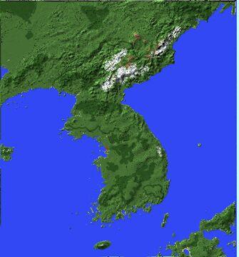 Korean Landscape [Minecraft 1.16 Java] By pikachu_rpg110 Minecraft Map & Project
