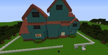 Hello Neighbor in Minecraft Minecraft Map & Project