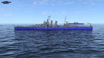 USS Wichita 1:1 Scale Minecraft Map & Project
