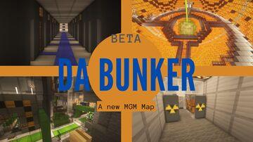 BETA - Da Bunker Minecraft Map & Project