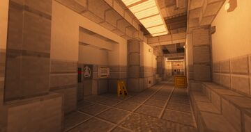- SCP : Site Zeus Minecraft Map & Project