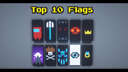 Top 10 Cool Banners Minecraft Map & Project